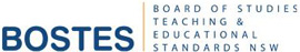The Board of Studies, Teaching and Educational Standards NSW (BOSTES)